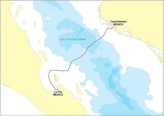 华为正式启动墨西哥海底光缆海洋调查工作