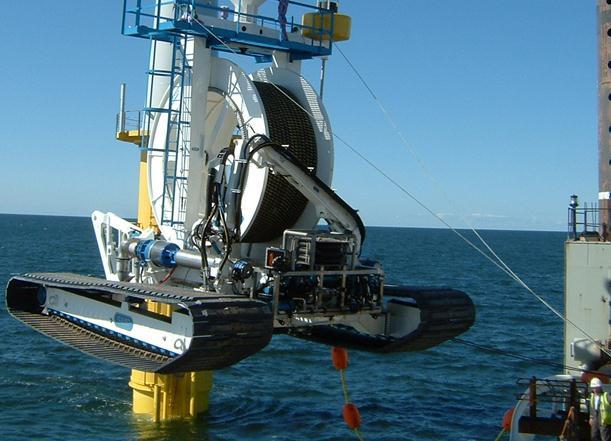 苏格兰20亿海底电力电缆项目启动建设