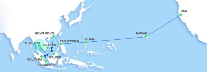 越南海底互联网电缆修复将于下周三完成