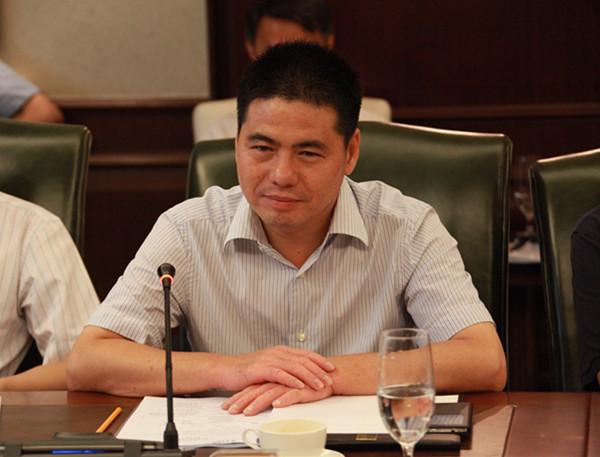 蒋锡培出席正和岛联合投资基金工作报告会并发言