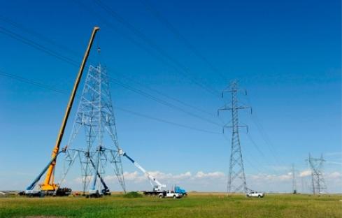 这段区间的输电线路的设计和建设将由韩国承包商负责