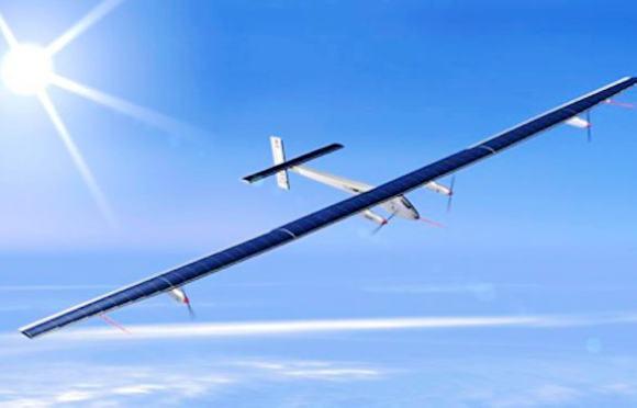 """【电缆网讯】1月21日有关外媒报道,太阳能飞机""""阳光动力2号""""即将在2月底进行长达5个月的环球试飞。整个航线将飞行3.5万公里,其发动机将完全使用太阳能。此次试飞是为了检验飞机的性能是否良好实用,也以此证明飞机可以不使用燃料而仅靠太阳能就能运行。  2014年6月2日,全球最大的太阳能飞机""""阳光动力2号""""于瑞士帕耶纳首飞。据报道,这架飞机机翼上安装有1."""
