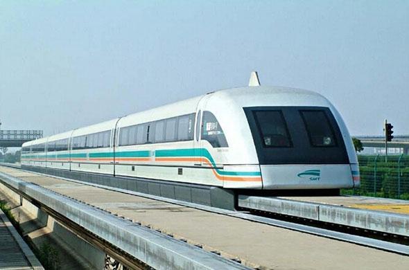 我国第二条磁悬浮列车线路北京s1线开工