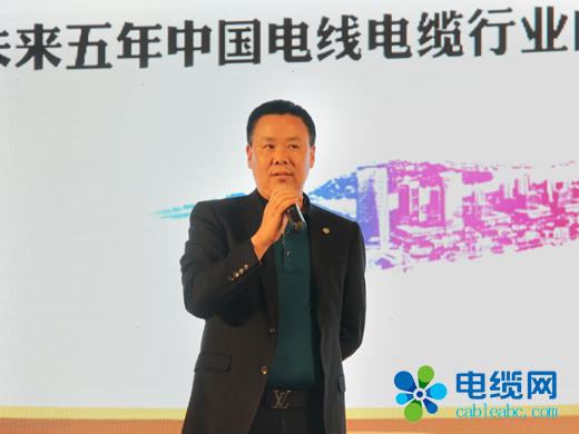 刘志君:线缆企业向高端线缆市场转型迫在眉睫