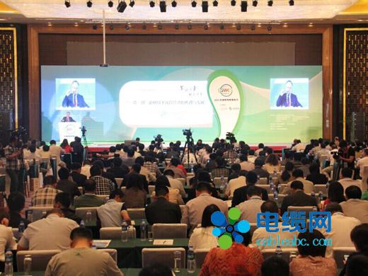 2015全球电线电缆年会会场