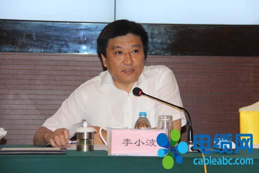 李小波:线缆企业要有良心底线 要做良心产品