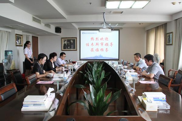 他还介绍了佳木斯地理,资源,文化等优势,期待远东到佳木斯郊区这片