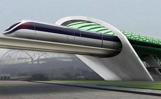 全球首条 超级高铁轨道 明年将在美国开建