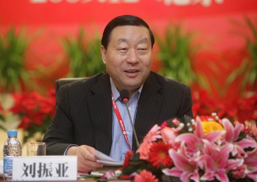 吕春泉与刘振亚的老婆_国家电网公司董事长刘振亚