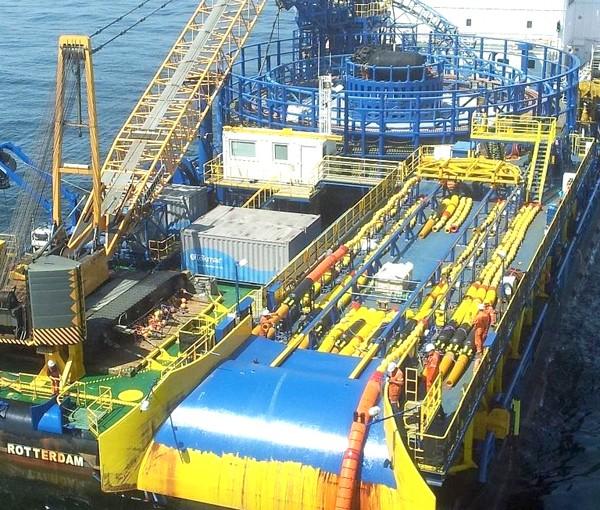 泰克玛能源获东能源海上风电场海缆保护合同