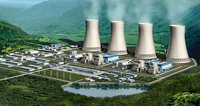 核电吉祥物矢量