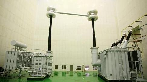 山东电工电气自主研制的特高压并联电抗器顺利通过试验