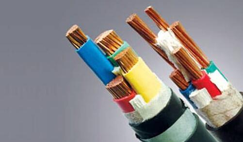 六芯电缆接法图解