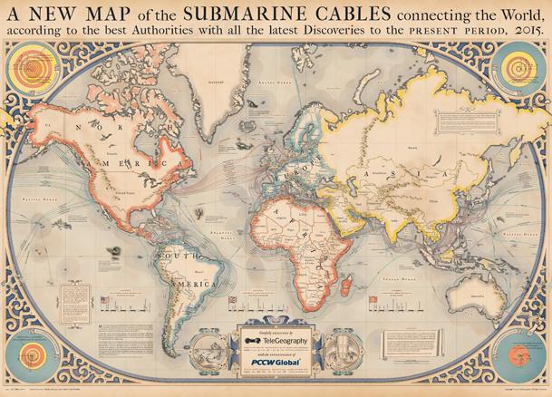 为何海底电缆会成为美俄关系新问题