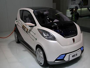 与一汽合作加强新能源汽车的研发制造