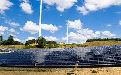 2030年前将可再生能源在全球能源结构中的