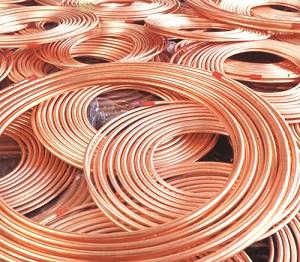 电网及非住宅建筑将使铜价上涨至2.5美金/磅