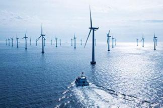 华锐风电正加以父亲海下风电技术研发