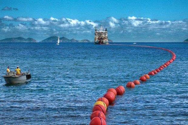 马达加斯加-毛里求斯-留尼旺海底光缆筹建