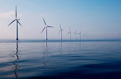 耐克森首次为海上风电场提供66kV阵列电缆