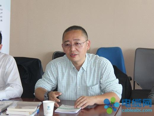 中国质量认证中心(CQC)南京分中心副主任宋航