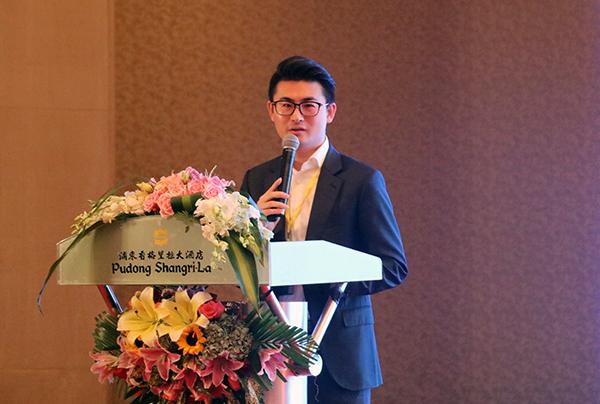 蒋承志出席中国国际财经论坛 分享远东发展模式