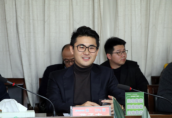 青岛市人力资源管理协会副会长秘书长陈兰涛,云猎头网创始人,中华英才