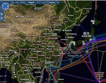 联通开通两条海底光缆
