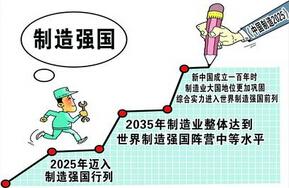 国务院部署《中国制造2025》 20多部委通力配合