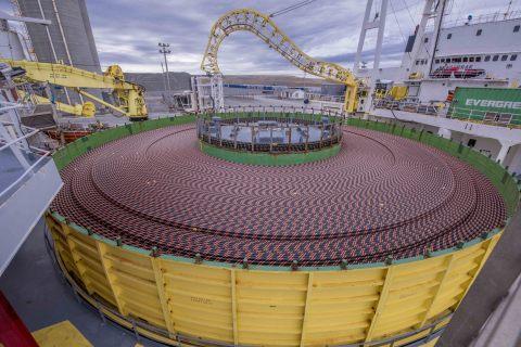 北美最长的海底电缆即将进入敷设阶段