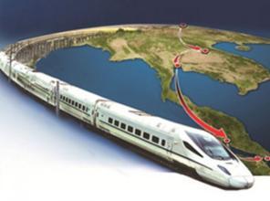 苏南沿江铁路力争今年开工 市区域内高铁全覆盖