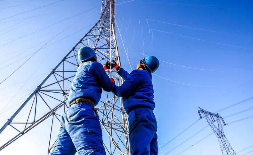 导线自动压接: 为电网建设自动化添砖加瓦