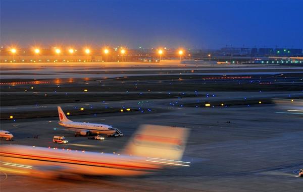 京航安服务上海虹桥机场助航工程