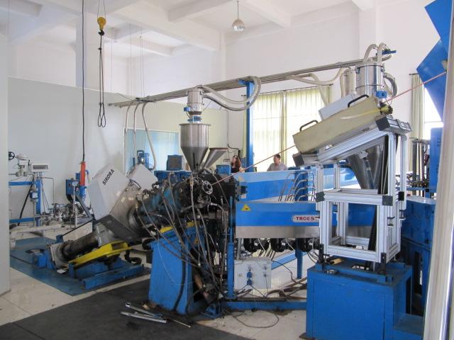 廣東清遠市質監局對電線電纜産品生産加工環節專項執法整治