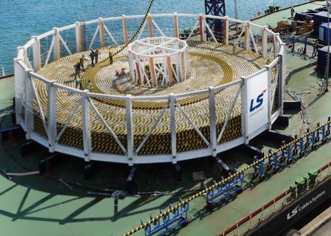 LS电缆斩获新加坡3.7亿超高压海底电缆订单
