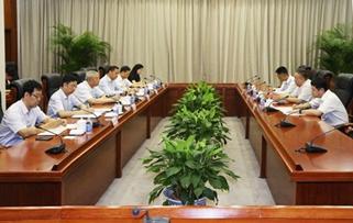 宝船集团支持中核集团在阿开展核电建设