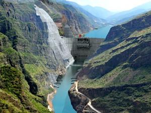 三峡集团投建的全球第二大水电站主体工程全面建设