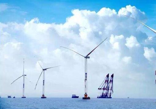 唐山乐亭菩提岛海上风电项目进入海底电缆敷设阶段