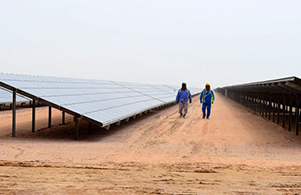 迪拜获财团价值39亿美元太阳能电力合同