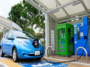 东莞市未来三年将新增1.5万个电动汽车充电设施