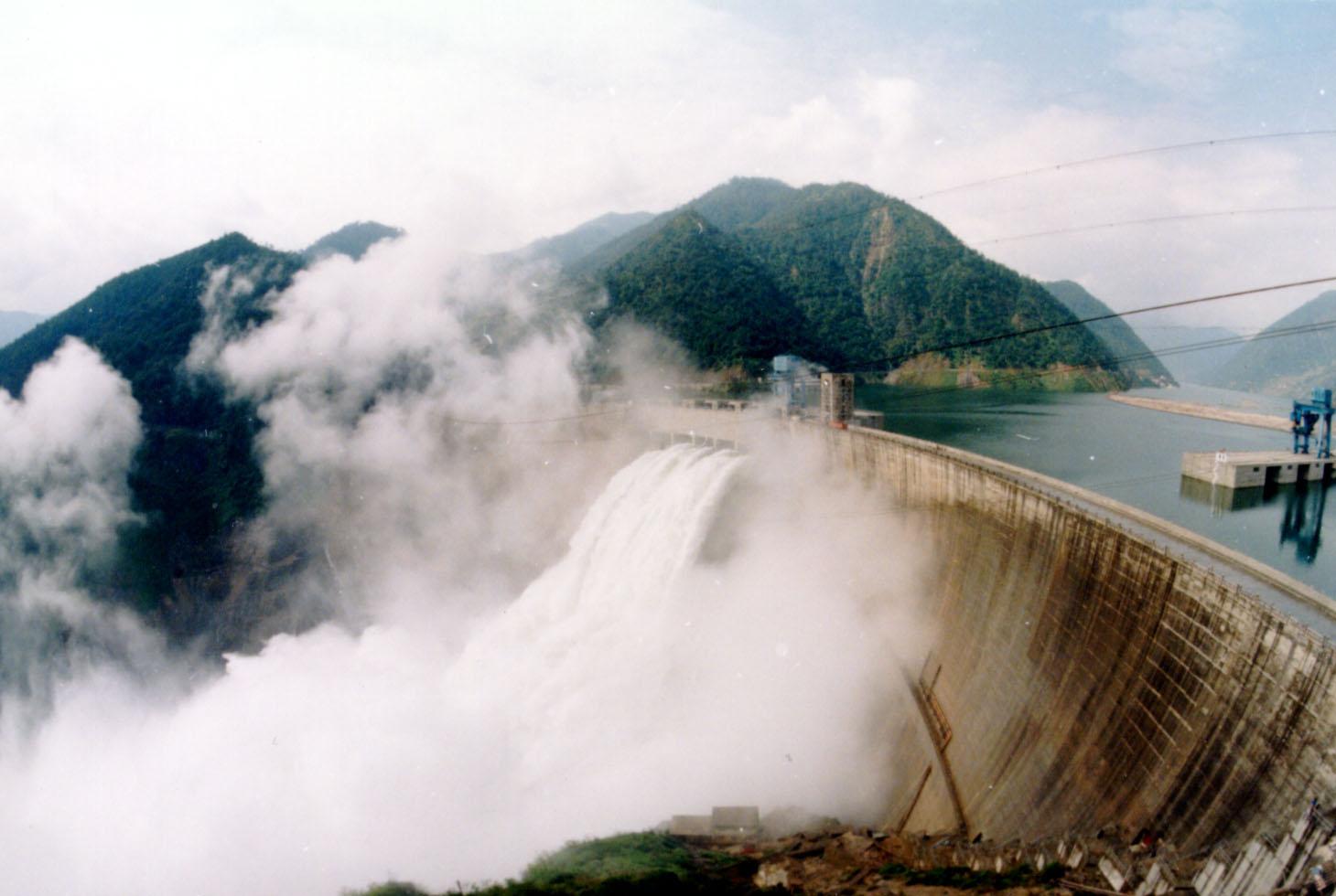 中葡联合开发的秘鲁圣加旺III水电项目开工