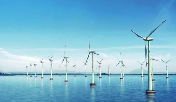 同级别风机海上风力发电量超陆上两倍