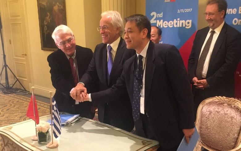 神华集团收购希腊四座风电场75%股份