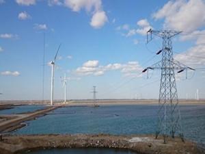 中国电建签订青海50兆瓦风力发电项目EPC总承包合同