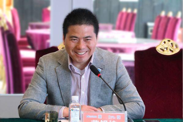 蒋锡培接待江苏省股份制企业协会参访团