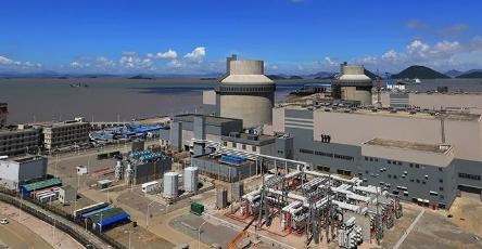 首台AP1000核电机组即将投入运行