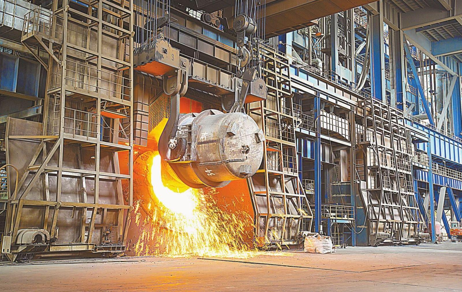 去产能成效显著 钢铁产量稳定在10亿吨以上