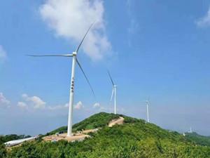 山西龙源15万千瓦风电一期项目正式开工