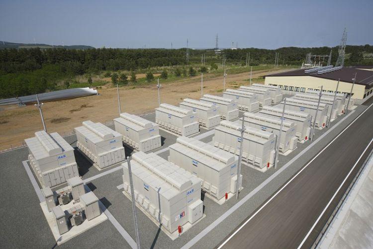 2018年电网规模电池市场需求达13.7亿美元