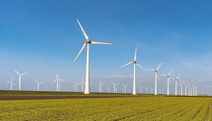 2019-2025年陆上风电场可为英国消费者勤俭136.9亿